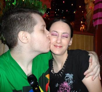 Angie & Jason Sept. 2012
