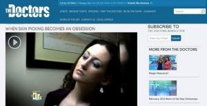 Screencap from thedoctorstv.com